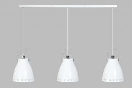 Hanglamp acate balk wit