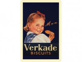 Verkade biscuits