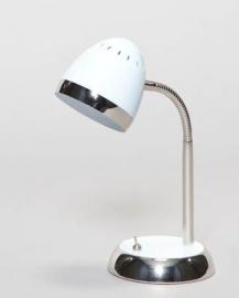 Tafellamp Harley wit