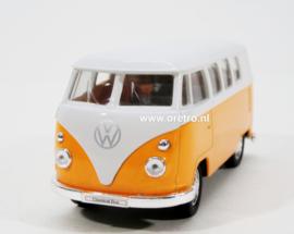 VW bus T1 geel
