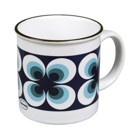 Koffiekop Ramona blauw