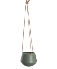 Hangbloempot Skittle groen