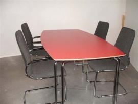 Buisframe tafel Schürgers Basic 7