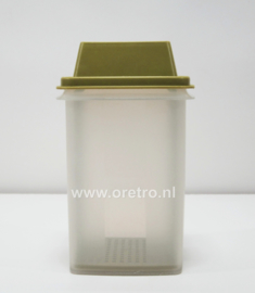 Augurkenpot Tupperware