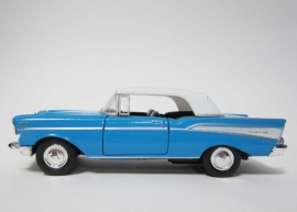 Chevrolet Bel Air blauw