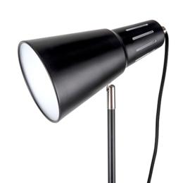 Vloerlamp Cone zwart