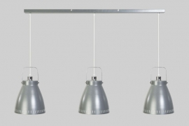 Hanglamp Acate balk grijs