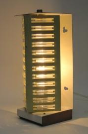 Wandlamp Bedlamp geel