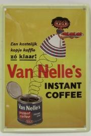 van Nelle instant koffie