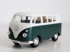 VW bus T1 groen