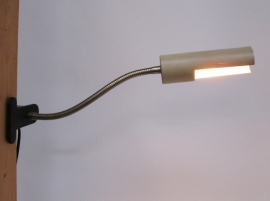 Klemlamp Anvia beige flexibel