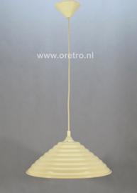 Hanglamp metaal creme