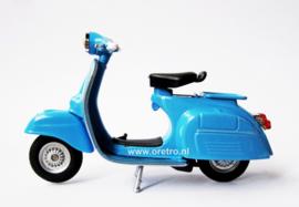Scooter Vespa blauw