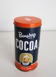 Blik Bensdorp cacao