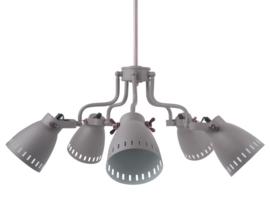 Hanglamp Mingle Quintet grijs
