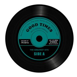 Bijzettafel LP Greatest Hits