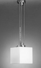 Hanglamp Kubus L + Empire