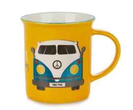 Mok VW bus keramiek