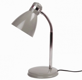 Tafellamp Study grijs