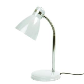 Tafellamp Study wit