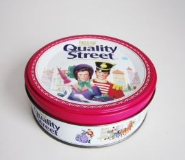 Blik Nestlé quality street