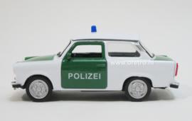 Modelauto Trabant 601 polizei  1:34