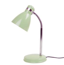 Tafellamp Study mintgrijs
