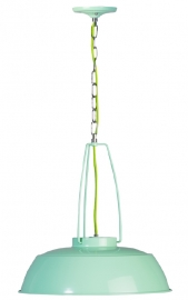 Hanglamp Brindisi mintgroen