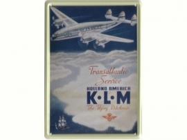 KLM Transatlantic