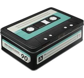 Opbergblik Cassette