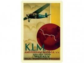 KLM Amsterdam-Batavia