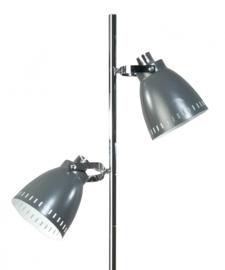 Vloerlamp Acate grijs