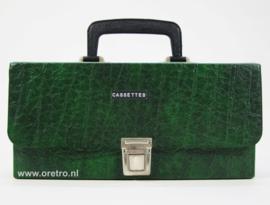 Cassettebox groen