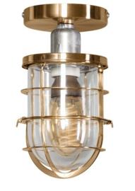 Plafondlamp Matino goud