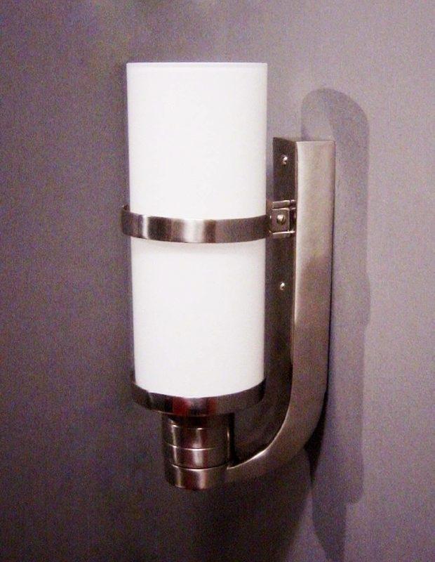 Wandlamp Cilinder/ring