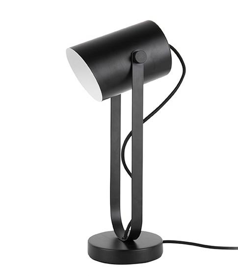 Tafellamp Snazzy zwart