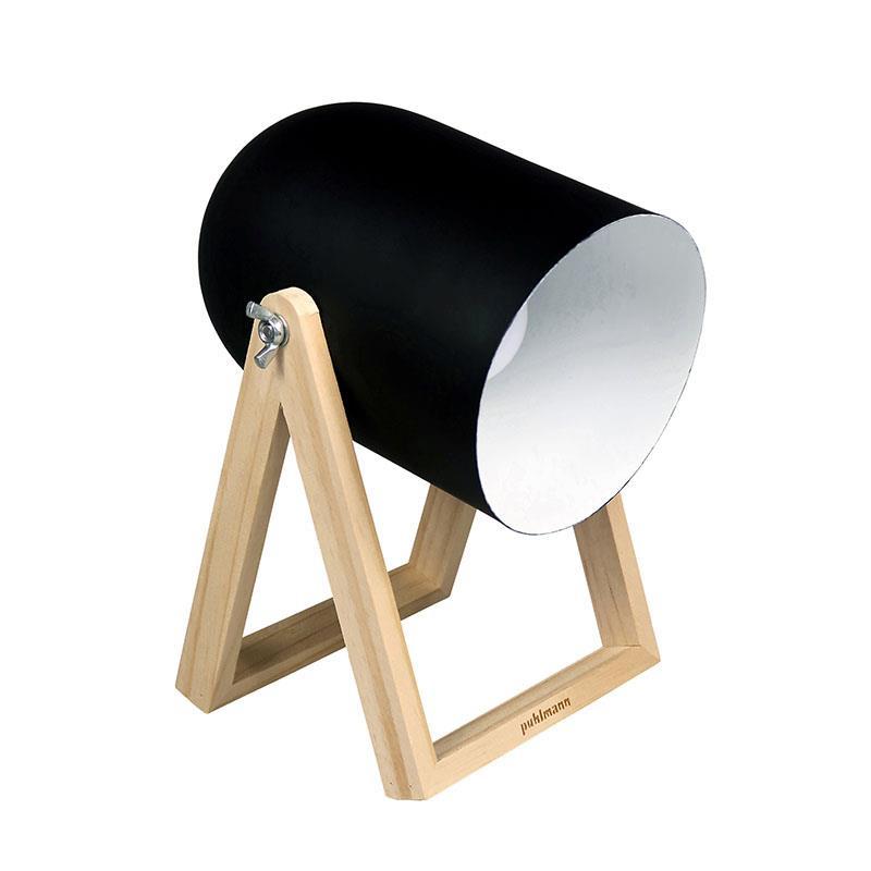 Tafellamp Studio zwart