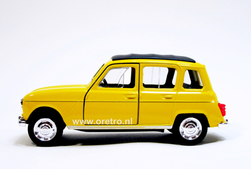 Modelauto Renault 4  1:34