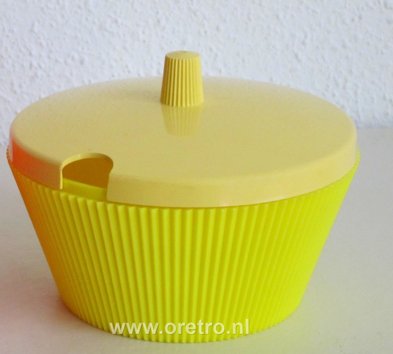Suikerpotje Turkstra geel