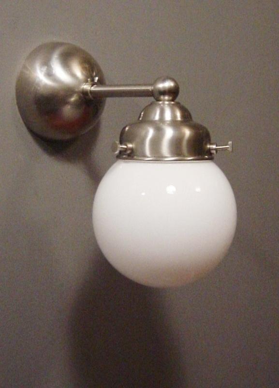 Wandlamp Bol 10