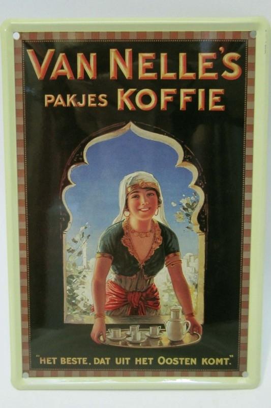 van Nelle`s pakjes koffie