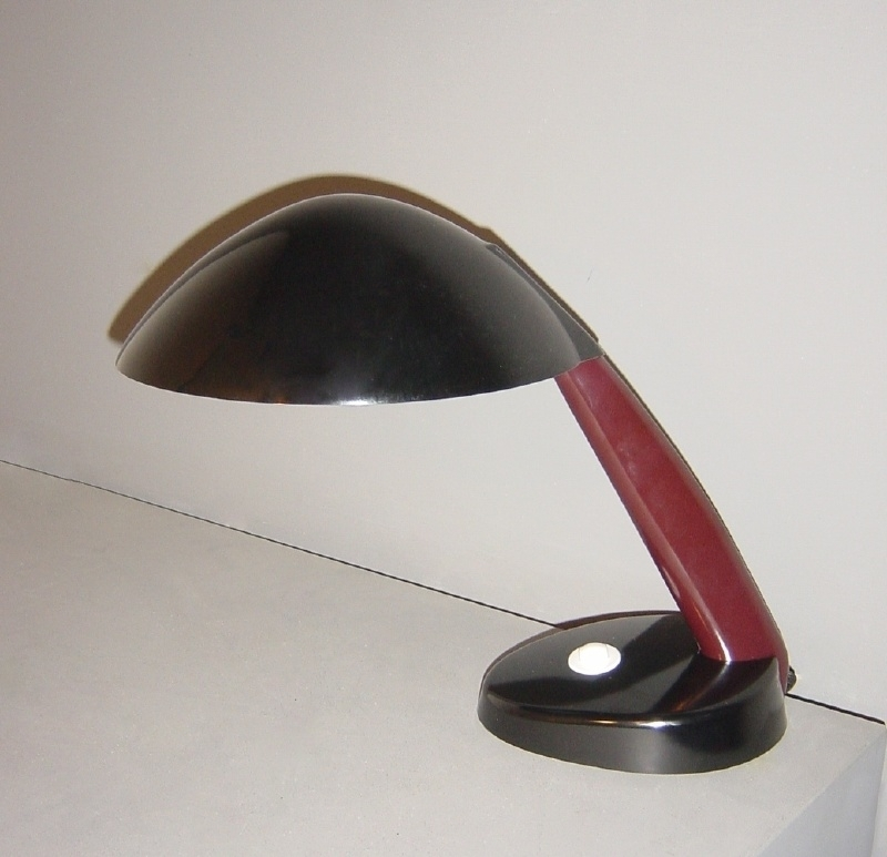 Tafellamp Bakeliet