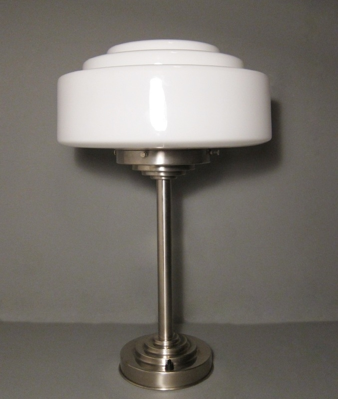 Tafellamp Trapkap XL