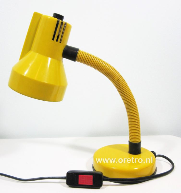 Tafellamp Veneta lumi geel