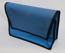 Medium messenger bag  Toit Bleu
