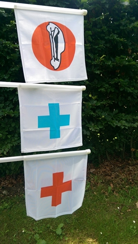 Ambulance vlag