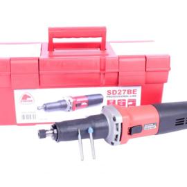 De Stayer SD27BE Houtrot Freesmachine met 3 soorten houtfreesjes