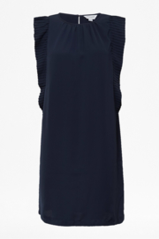 GP - Acacia frill dress navy