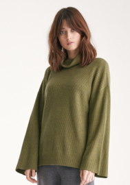 Paisie - Roll neck oversized jumper