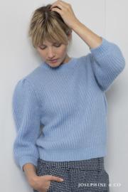 Josephine - Tim Sweater light blue